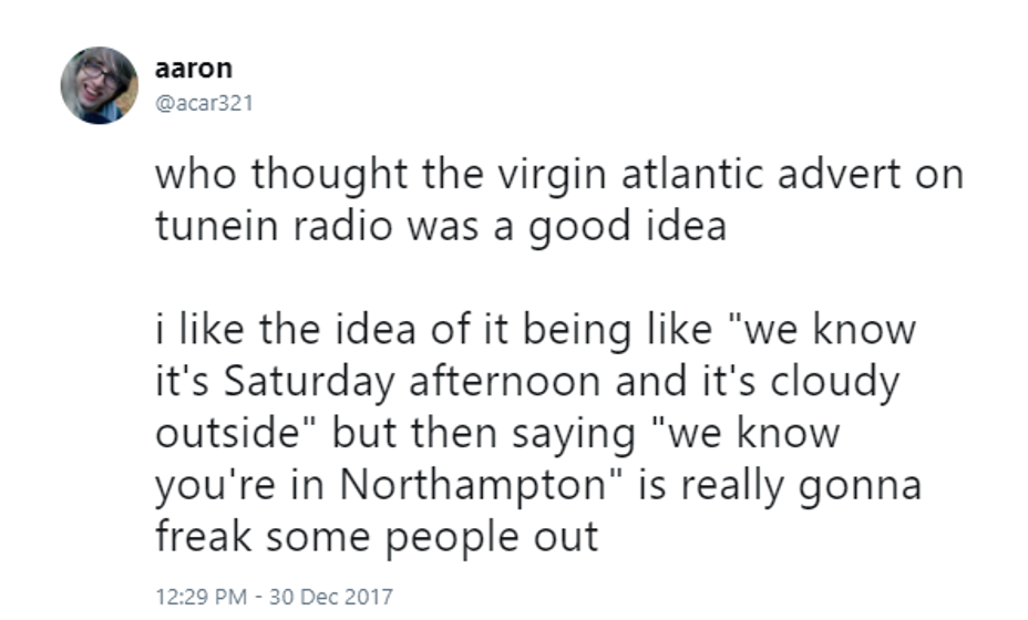 Aaron Virgin Atlantic Tweet 1.png