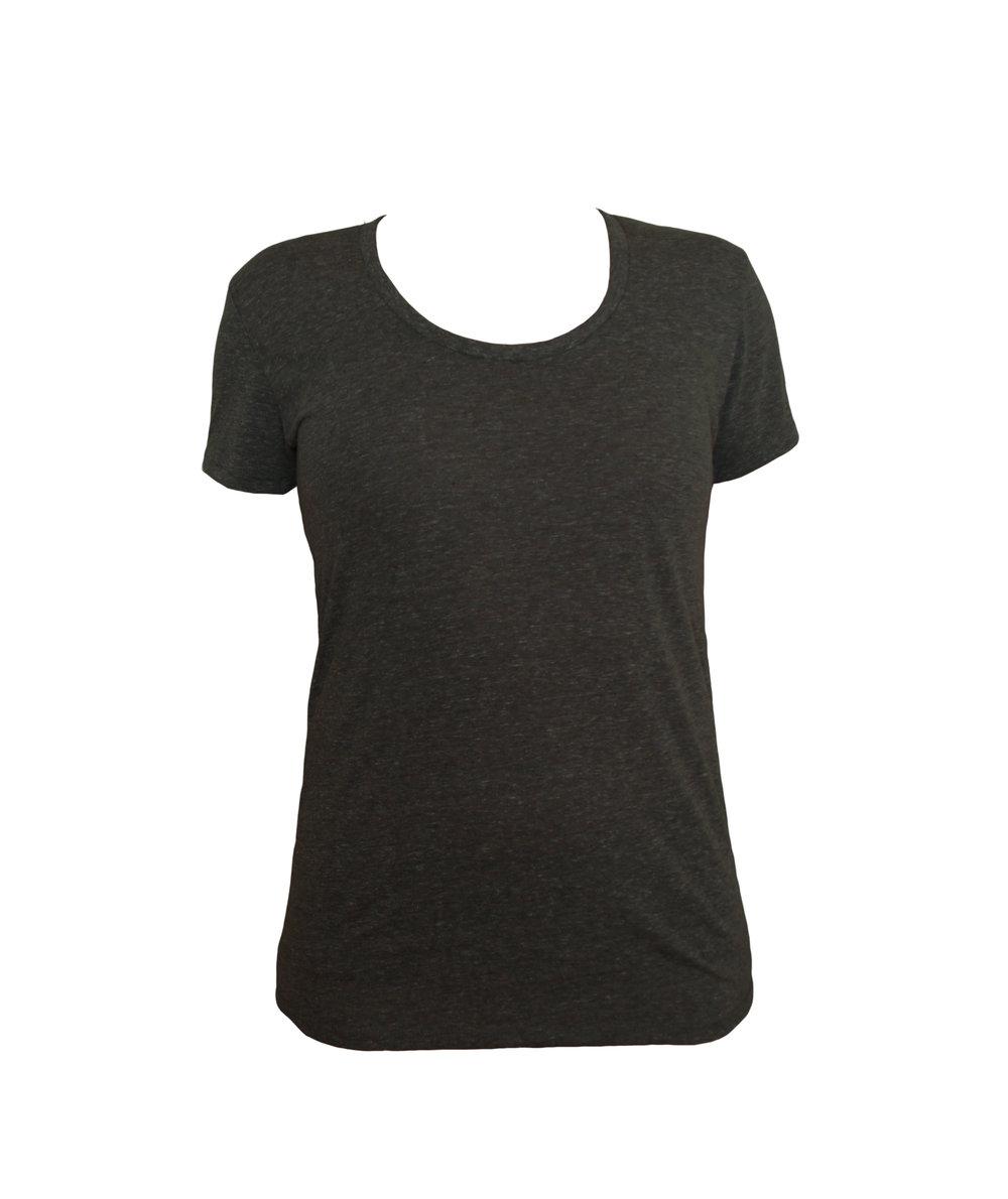 The Sewing Mills Women's Scoop Neck 6040 Dark Charcoal.jpg