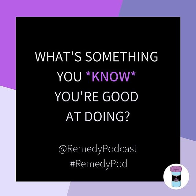 Happy #HumpDay ! This week has been rough. Let's encourage ourselves! What's something you are good at! Don't be shy! Comment below 👇🏾👇🏽👇🏼👇🏻👇🏿and/or our IG story ! • • • #remedypod #wocpodcast #podernfamily #podsincolor #faith #politics #beauty #popculture