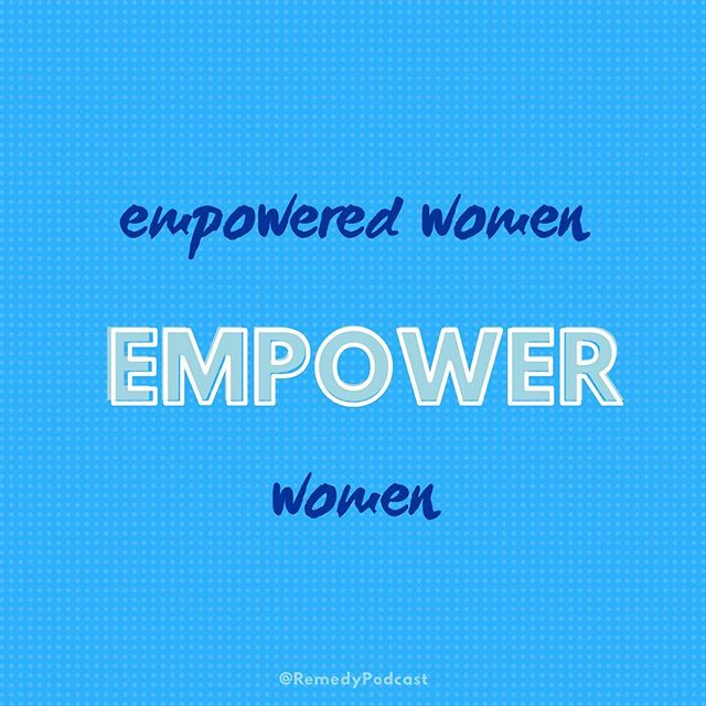 If you a EMPOWERED woman holla ooooowwwwww! And tell us below how you empower other women 💁🏽‍♀️ #GetYourFix ——— #empoweredwomen #empowerwomen #podsincolor #dopeblackpods #empoweringquotes #blackgirlswhoblog #womenhelpingwomen