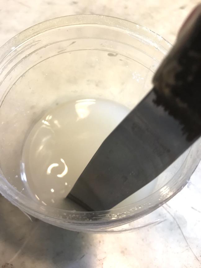 Finished Casein Glue