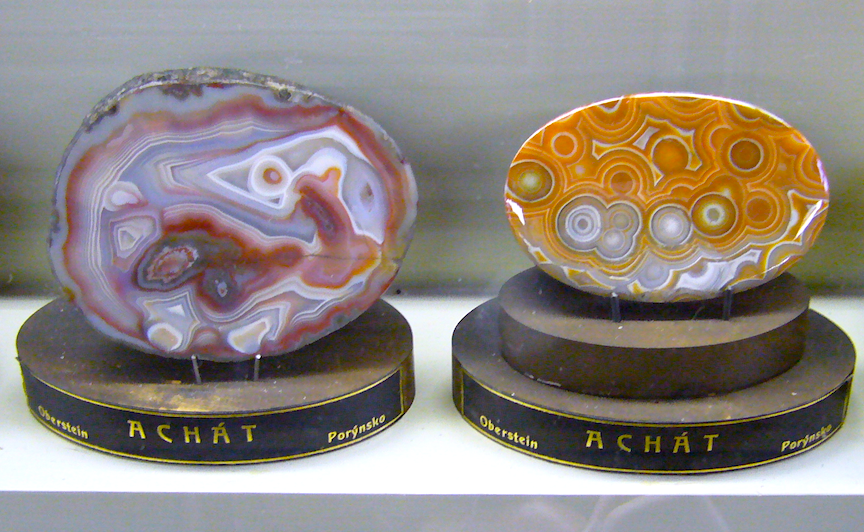Agate Mineral