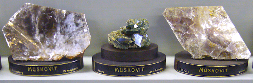 Muscovite Mica Mineral