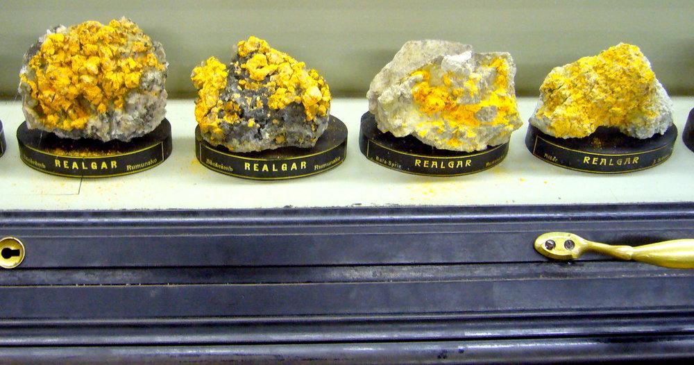 Realgar Mineral