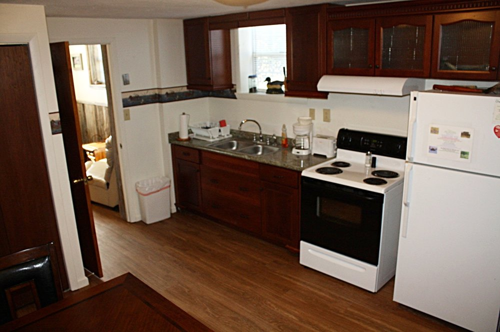 downstairs kitchen
