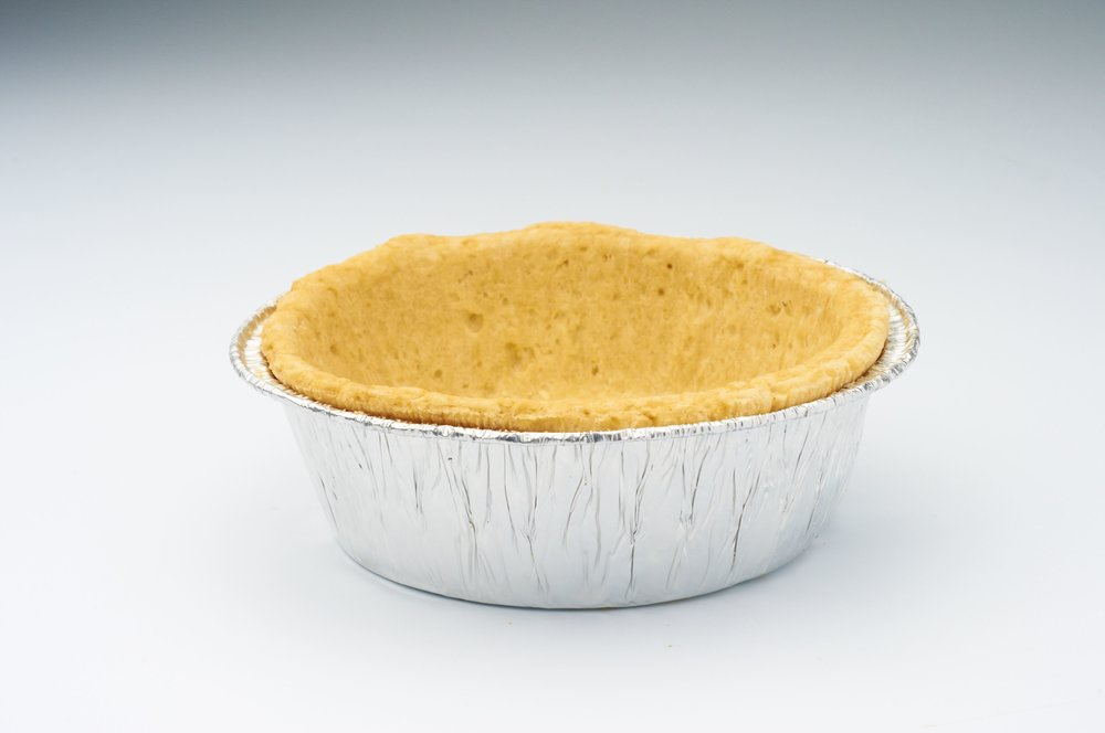 "4 "" Short Plain Pastry Cups Product code - FF5040  Flavours         - Sweet & savoury Dimensions    - 9.8 x 3.0 cm 108 units per box"