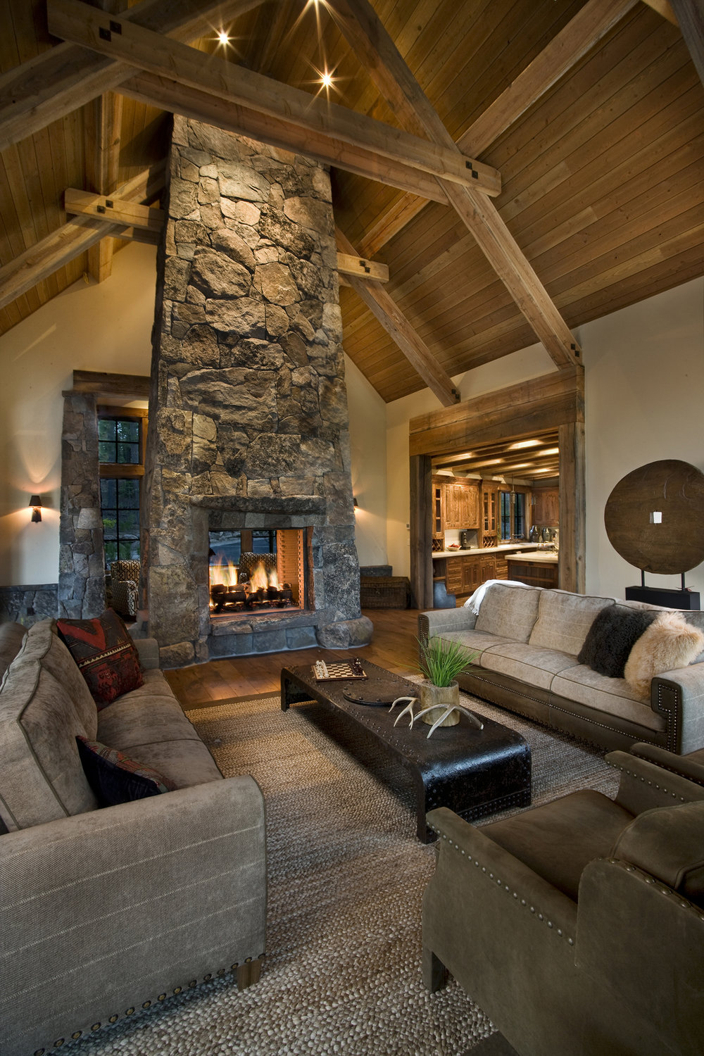 Lot 113_Living Room_Open Fireplace_Masonry_Vaulted Ceiling.jpg