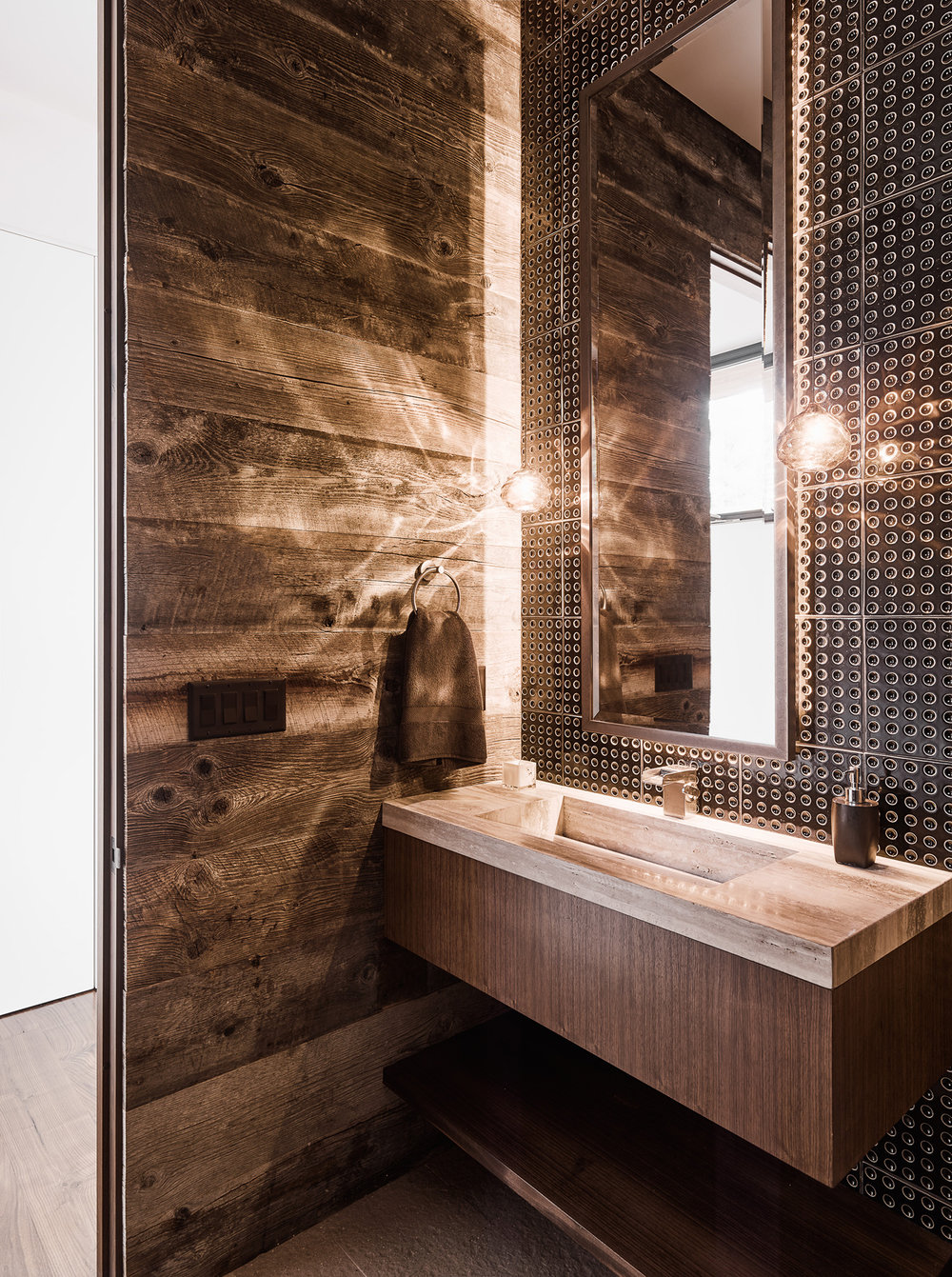 Lot 141_Powder Bath_Wood Paneling_Metal Detail.jpg