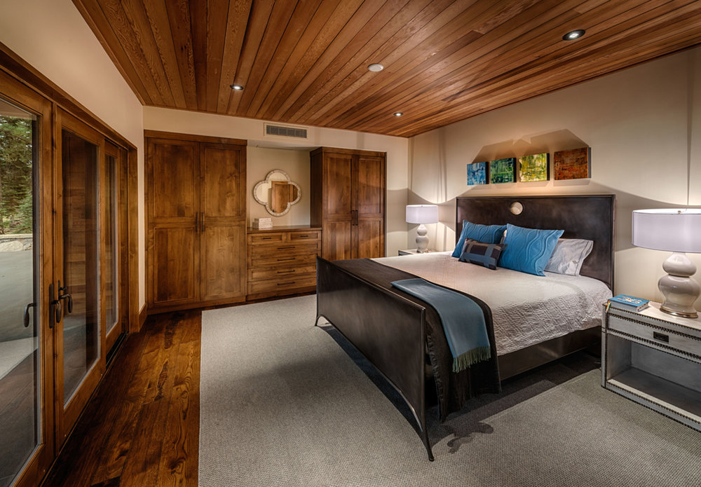 Lot 52_Guest Bedroom_Custom Builtin Cabinetry_Wood Ceiling.jpg