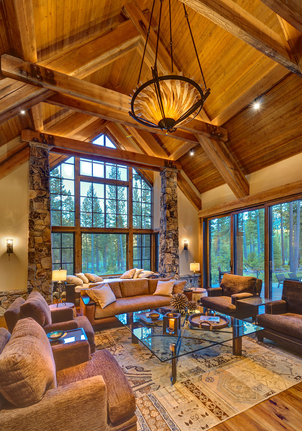 Lot 182_Living Room_Wood Ceilings_Wood Beams_Windows.jpg