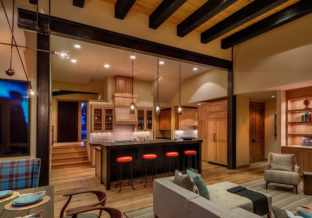 Lot 292_Great Room_Kitchen_Exposed Metal Beams.jpg