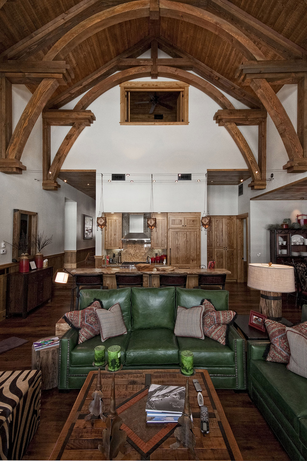 Lot 296_Great Room_Arched Ceiling_Ornamental Wood Beams.jpg