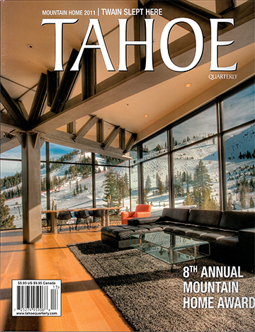 Tahoe Quarterly Mountain Home