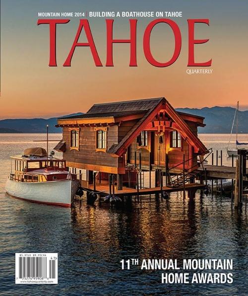 Tahoe Quarterly - Modern Home Award