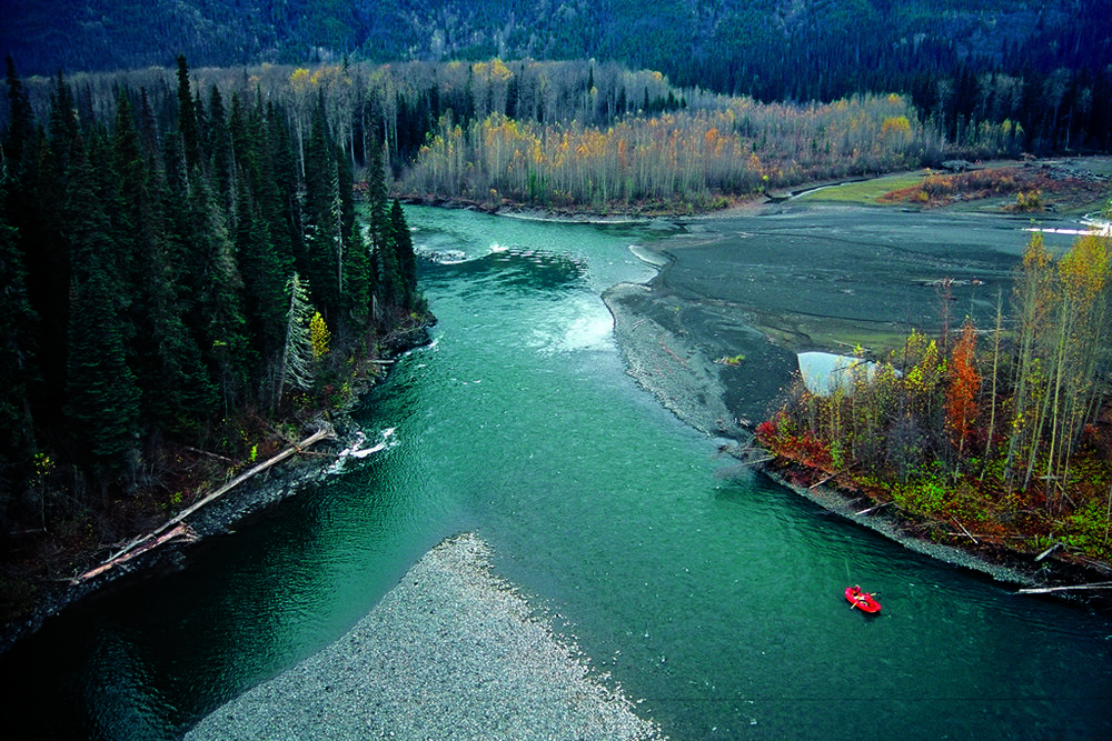 Nass River, British Columbia