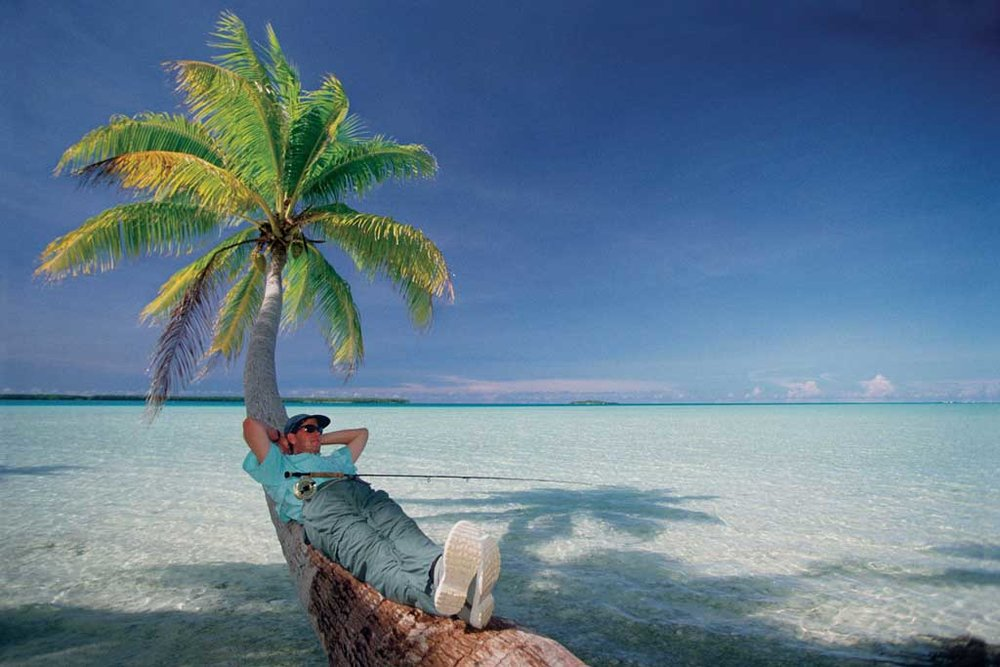 Timeout in Tahiti
