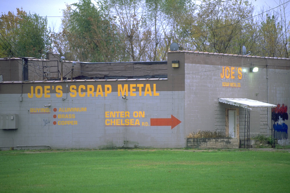 Joe's Scrap Metal | Indianapolis, Indiana