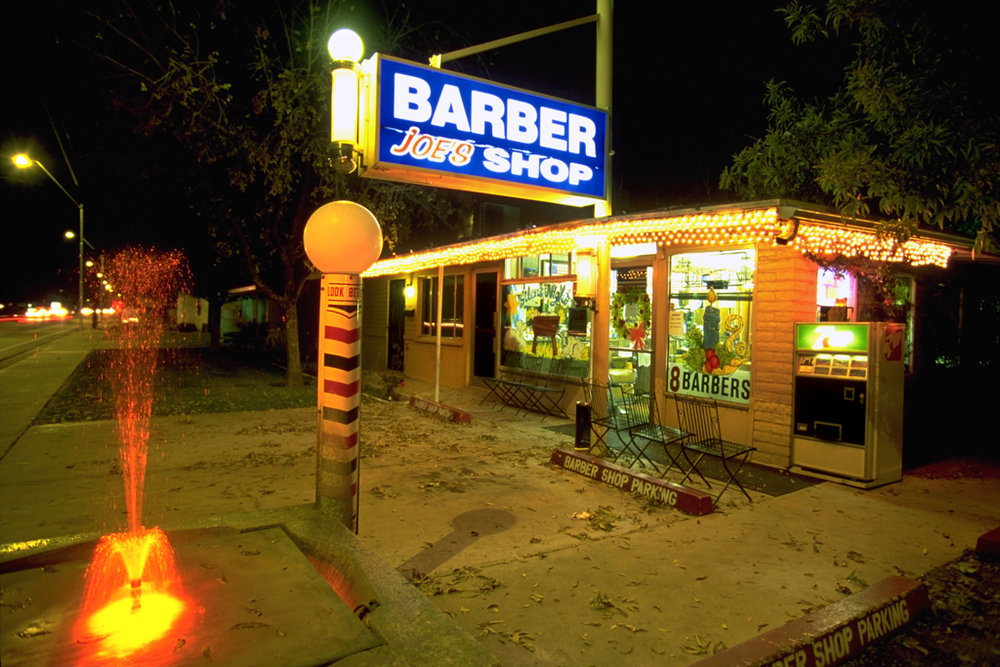 Joe's Barber | Phoenix, Arizona