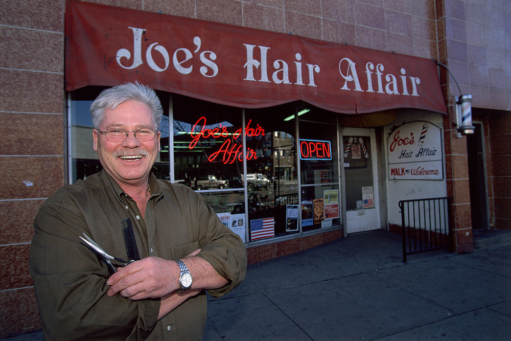 Joe Gerih | Joe's Hair Affair | Denver, Colorado