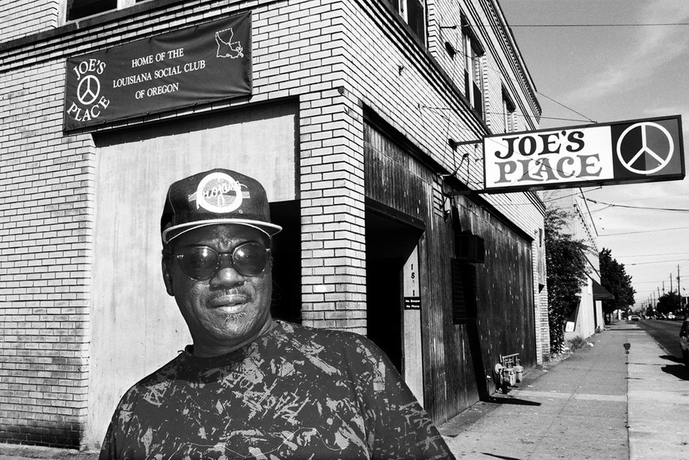 Joe Benjamin | Joe's Place | Portland, Oregon