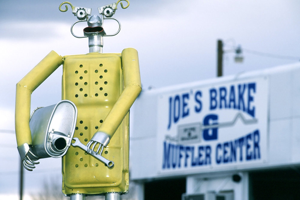 Joe's Brake & Muffler Center | Pueblo, Colorado