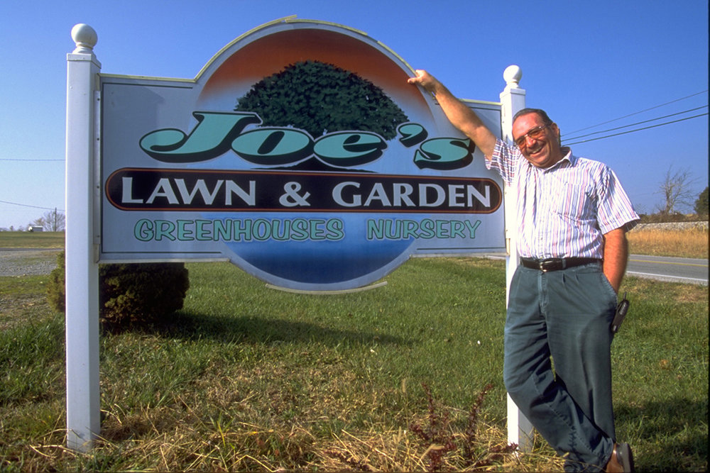 Joe Cain | Joe's Lawn & Garden | Clarkson, Kentucky