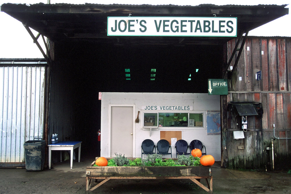 Joe's Vegetables | Hollister, California