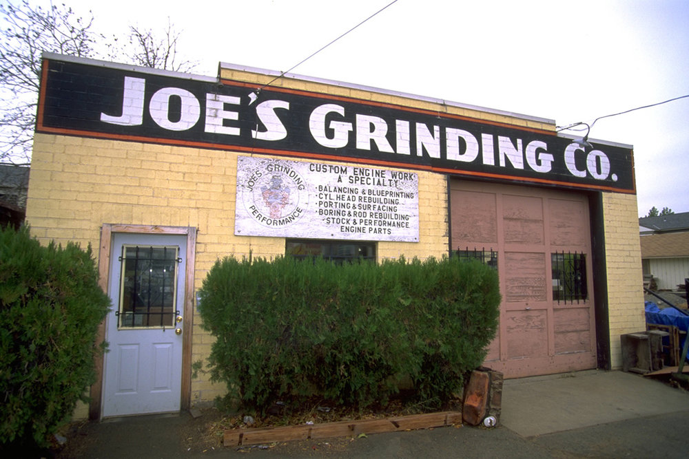 Joe's Grinding | Yakima, Washington