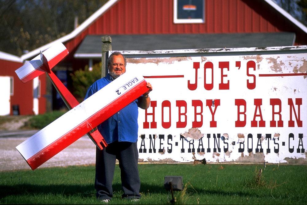 Joe Buck | Joe's Hobby Barn | Terre Haute, Indiana