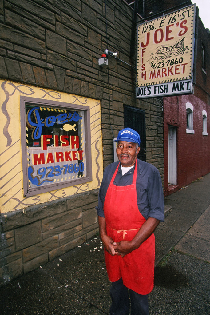 Joe Cumberland | Joe's Fish Market | Indianapolis, Indiana