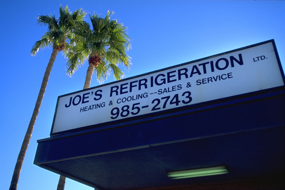 Joe's Refrigeration | Mesa, Arizona