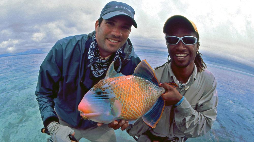 VINTAGE WOTF - Seychelles Safari