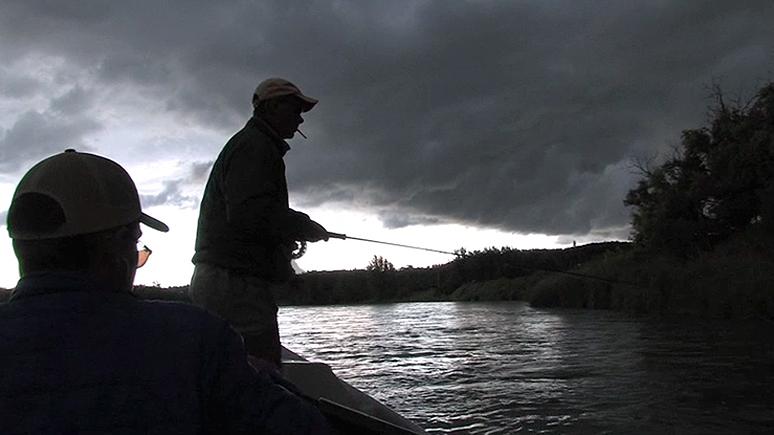Bow River Shakedown in Alberta