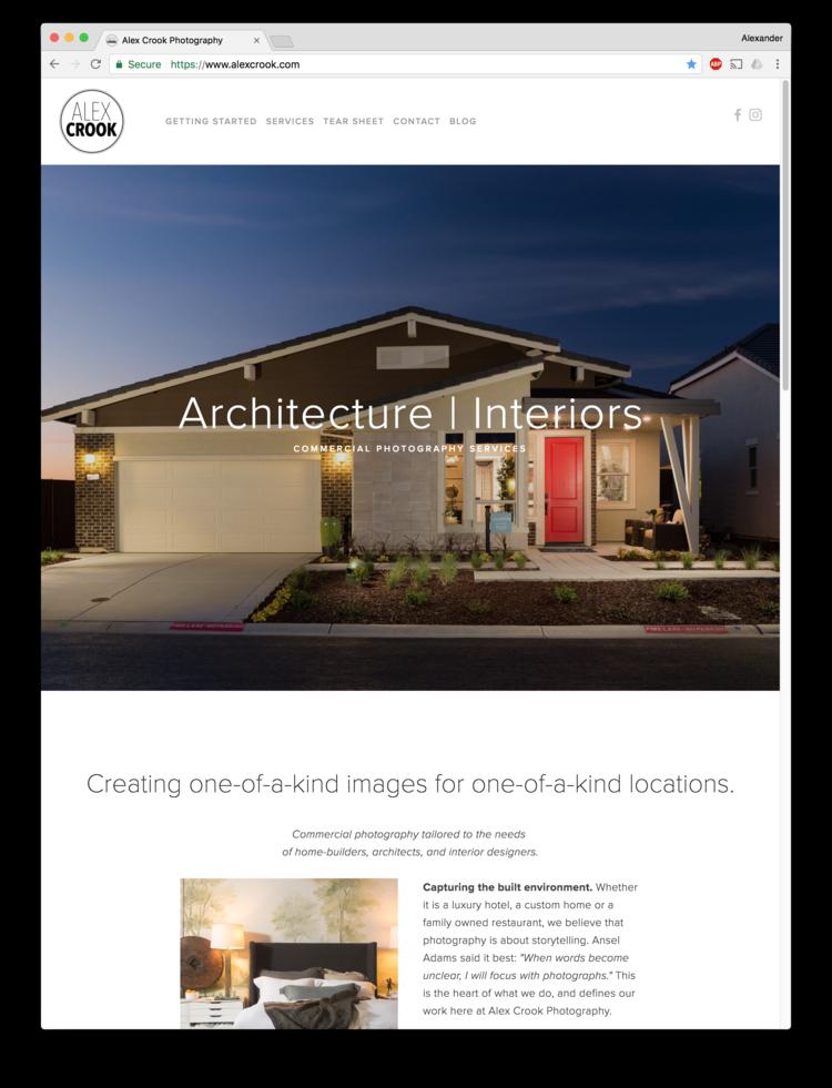 squarespace — Blog | Alex Crook Photography