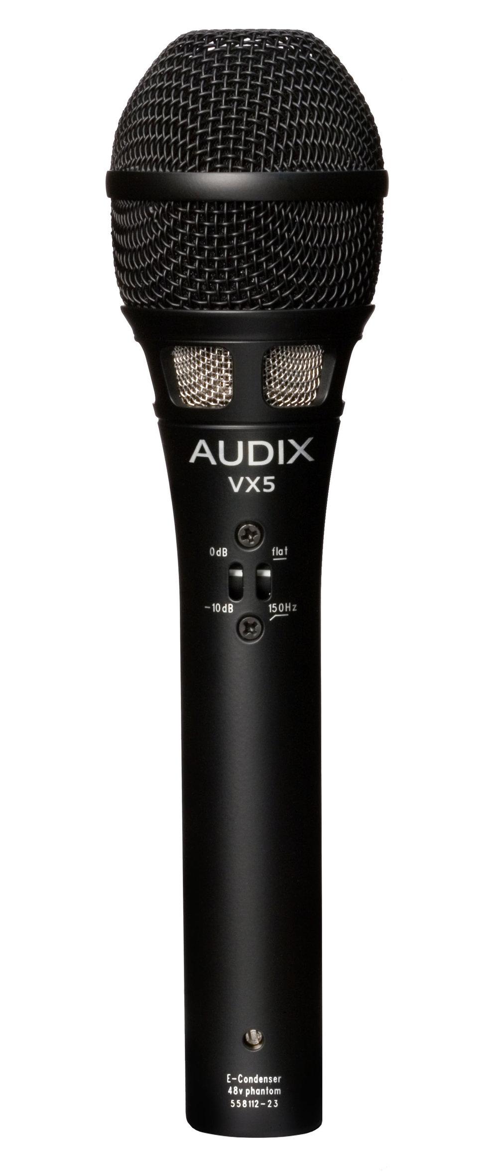 Audio VX5