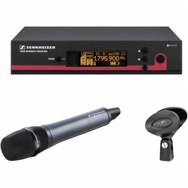 Sennheiser Wireless Handheld Package