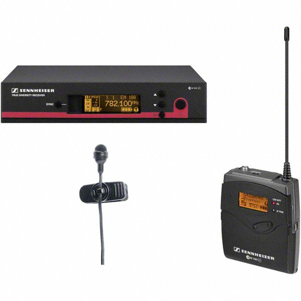 Sennheiser Wireless Lapel Package