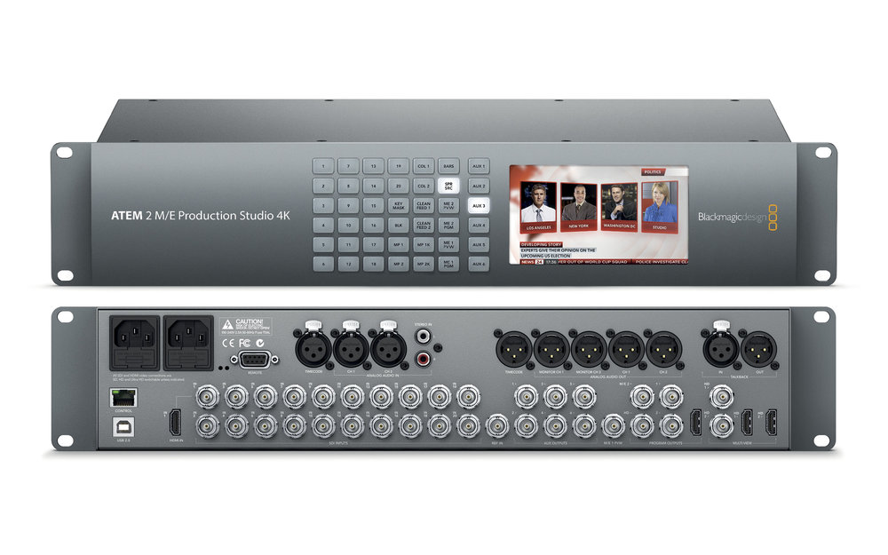 Blackmagic ATEM 2 M:E