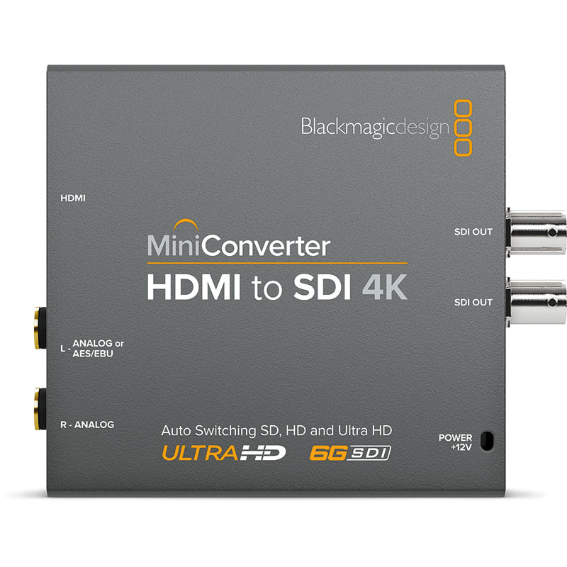Blackmagic Mini-Converter