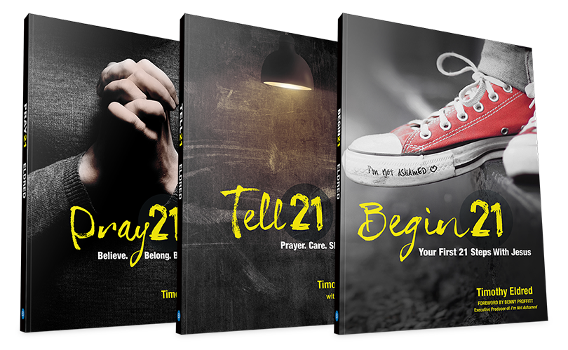 Begin21 is a great resource for your youth ministry. Make the switch from youth ministry to youth in ministry.