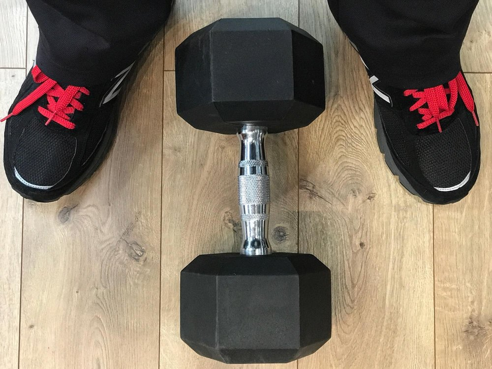 Top Shoes and Weight
