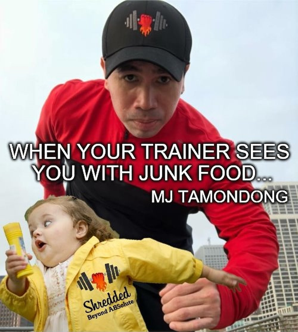 Michael James Tamondong Shredded Beyond ABSolute Gym Humor.jpg