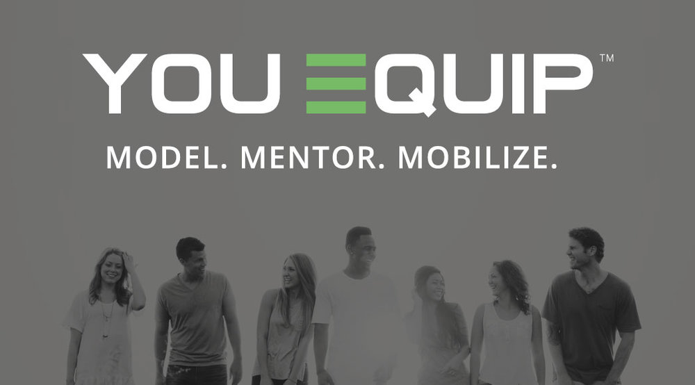 WAVES IN ACTION is youth in ministry.You Equip is a training site that helps churches make the transition from youth ministry to youth in ministry.