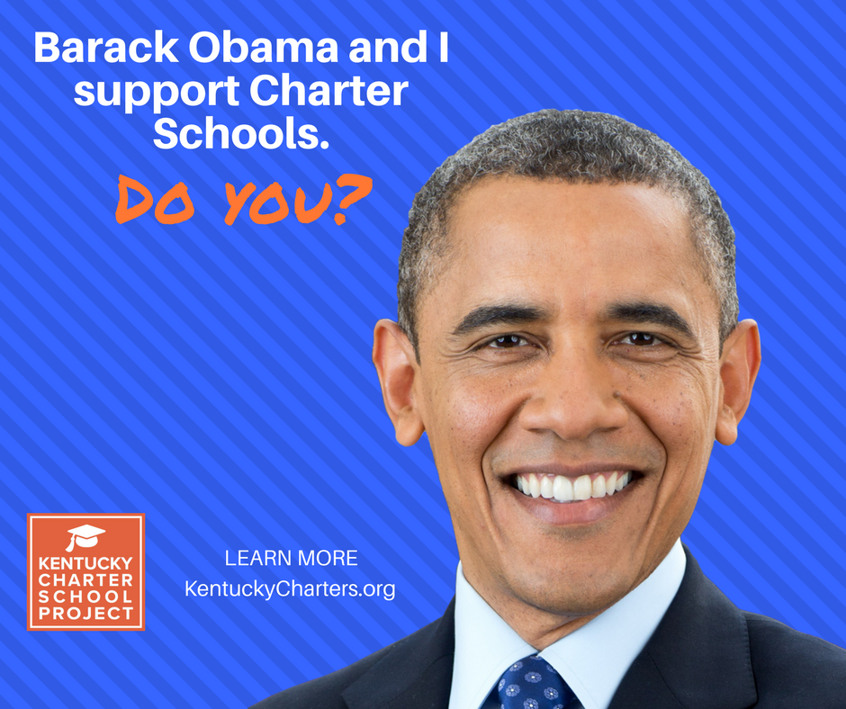Barack Obama and I support Charter Schools..png