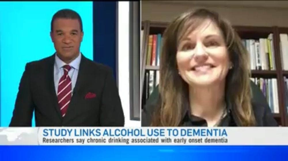 EN - CTV National with Scott Laurie,  Dementia-Alcohol Study  | 2018 02 20