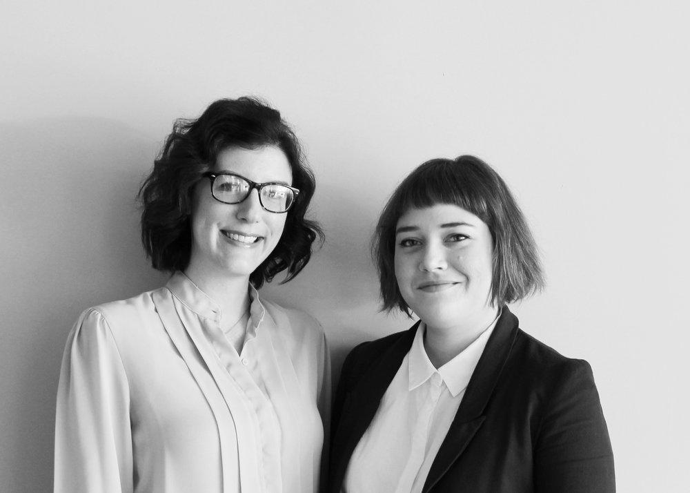 Maija Zummo & Colleen Sullivan
