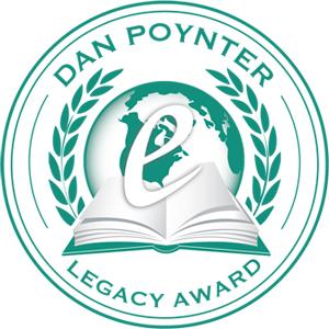 Dan Poynter Legacy Award Winner