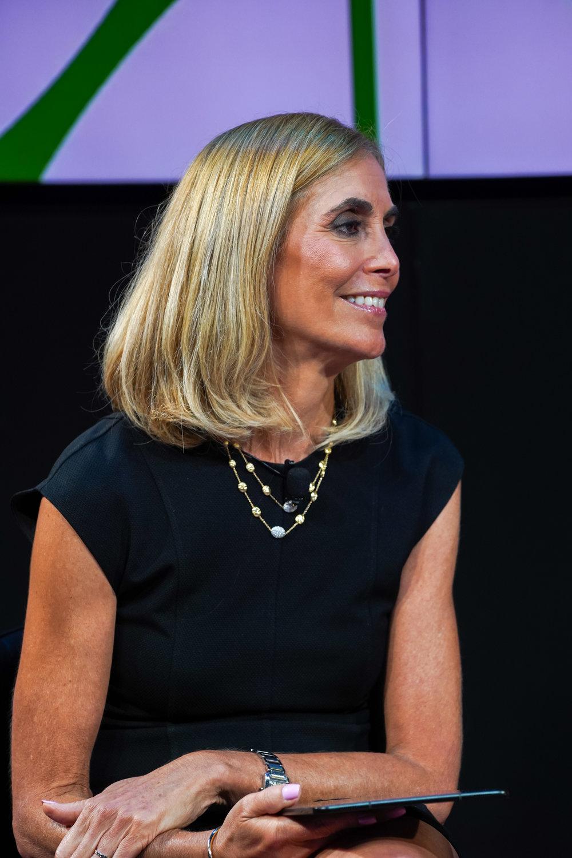 Lisa Lockwood of WWD