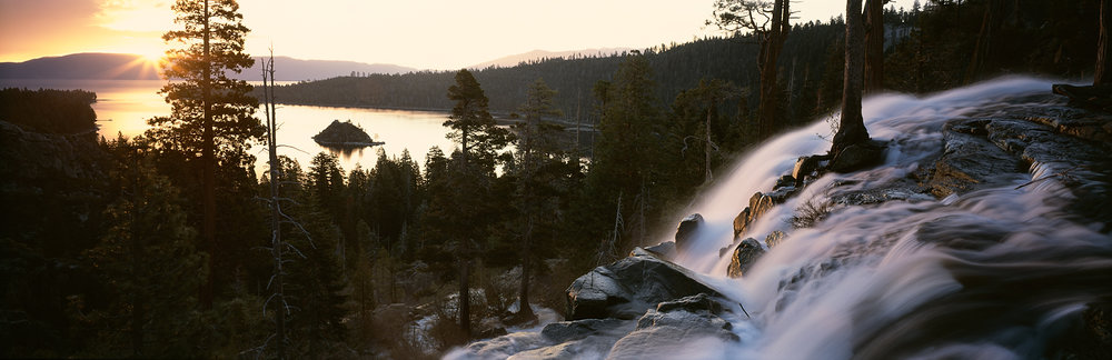 Eagle Falls Sunrise Panorama.jpg