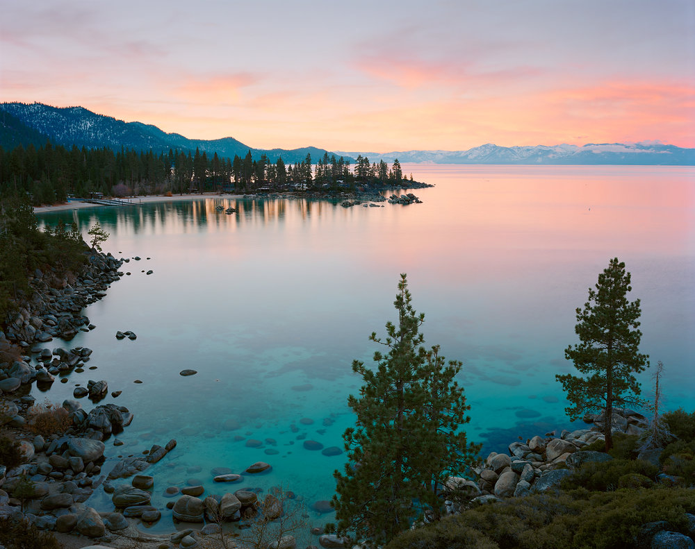 Sand Harbor Overlook, Lake Tahoe